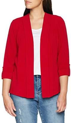 Evans Women's Stud Panel Jacket