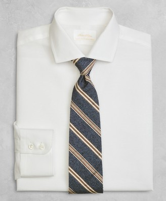 Brooks Brothers Golden Fleece Regent Fitted Dress Shirt, English Collar