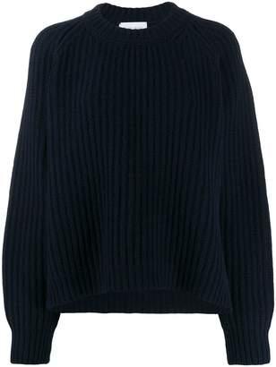Christian Wijnants oversized rib knit jumper