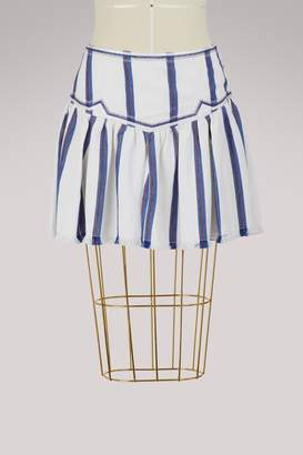 Etoile Isabel Marant Coton Delia skirt