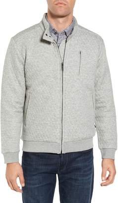 Rodd & Gunn Skipjack Pass Quilted Fleece Jacket