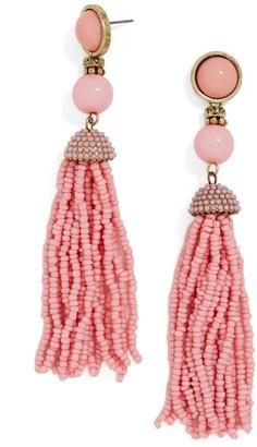 Artemis Tassel Earrings $34 thestylecure.com