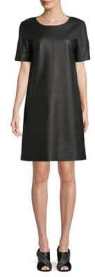Max Mara Bratto Short-Sleeve Dress