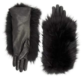 Aquatalia Fur Glove