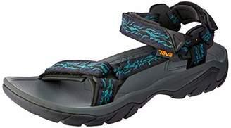 536bfcc78bb9 Teva Men s Terra FI 5 Universal Open Toe Sandals 6 (39.5 ...