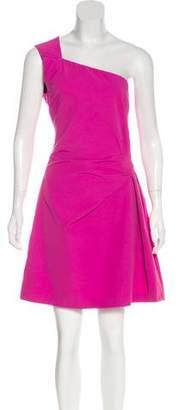 Versus One-Shoulder Mini Dress