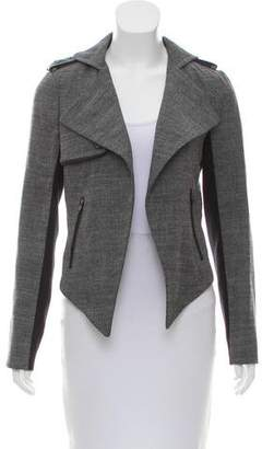 Yigal Azrouel Open-Front Jacket