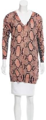 Stella McCartney Printed Wool Sweater w/ Tags