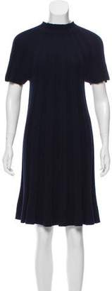 Fendi Knit Knee-Length Dress