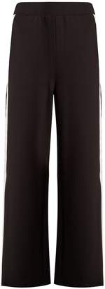 CHARLI COHEN Trackpant 2S contrast-stripe wide-leg track pants