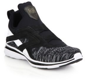 Athletic Propulsion Labs APL x COTW Knit Sneakers $495 thestylecure.com
