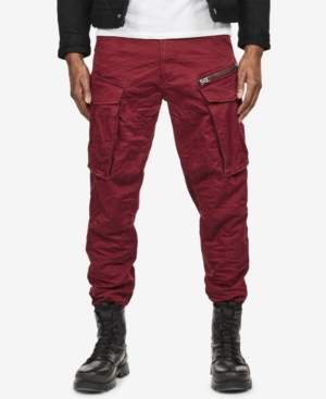 G Star Raw Mens Zip Cargo Pants, Created for Macy's