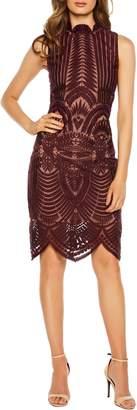 Bardot Alice Lace Body-Con Dress