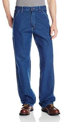 Carhartt Men's Big & Tall Washed Denim Original Fit Work Dungaree B13