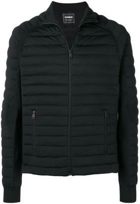 Martine Rose Napa By zip up padded jacket