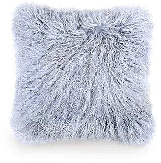 Dacor Nema Home Ali Mongolian Sheep Fur Pillow