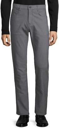 Perry Ellis Men's Slub Twill Trousers
