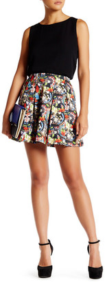alice + olivia Parson Short Lampshade Skirt $275 thestylecure.com
