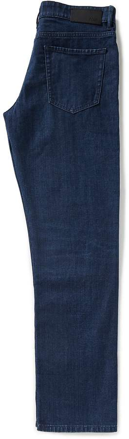 BOSS Hugo Boss Albany Relaxed-Fit Denim Jeans
