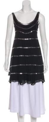 Temperley London Silk Mini Dress