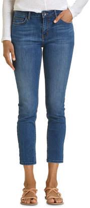 Jag Rosie High-Rise Skinny Crop Jean
