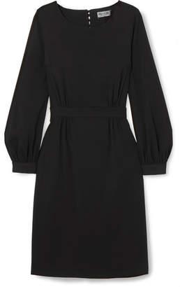 Paul & Joe Crepe Dress - Black