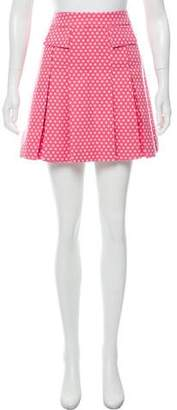 Marni Bicolor Mini Skirt