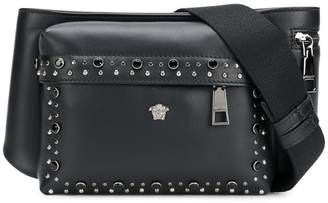 e2c43226a Versace Black Men's shoulder bags - ShopStyle