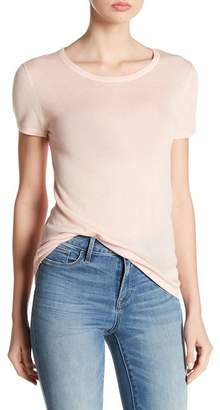 Blend of America LEIMERE Short Sleeve Feather Cashmere Tee