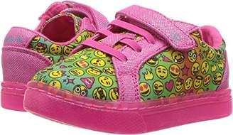 Stride Rite Girls' Lights Raz Sneaker