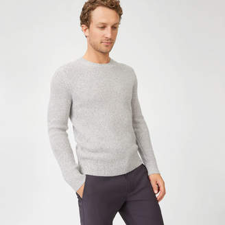 Club Monaco Cashmere Space-Dyed Crew