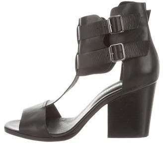 United Nude Leather Ankle Strap Sandals