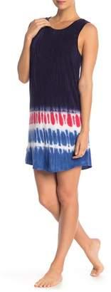 PJ Salvage 76 Vibes Dip Dye Dress