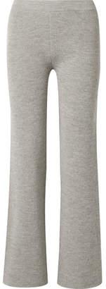 Carcel - Milano Baby Alpaca Pants - Gray