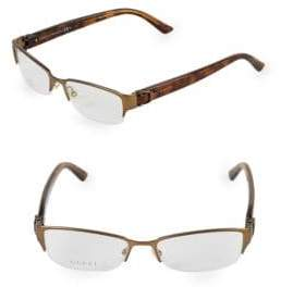 54d5f58285d Gucci Women s Eyeglasses - ShopStyle