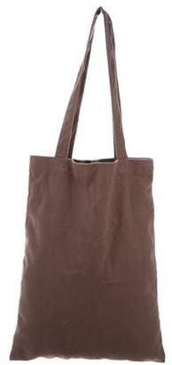 Rick Owens Canvas ShopperTote