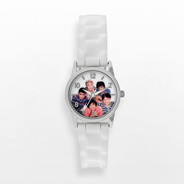 One direction silver tone watch - juniors