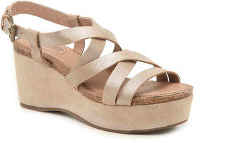 Tucker Adam by Me Too Bria Wedge Sandal - Women's