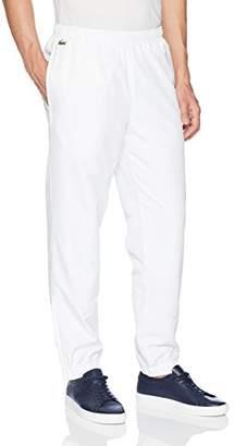 Lacoste Men's Taffetas Diamante Pant with Side Stripe