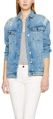 Liebeskind Berlin Women's F2176070 Denim Jacket