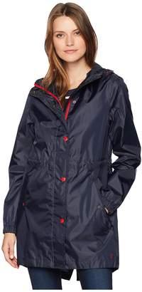 Joules Golghtypn Waterproof Packaway Coat Women's Coat