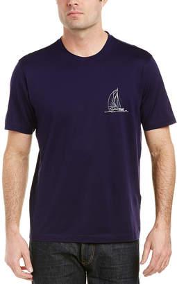 Ermenegildo Zegna Sailboat T-Shirt