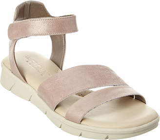 The Flexx Crossover Leather Sandal
