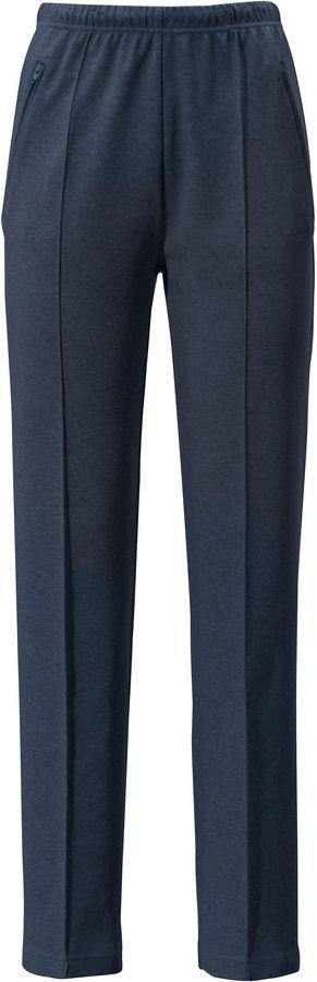 Freizeit-Hose – Modell AMANDA – aus 100% Baumwolle Peter Hahn blau Größe