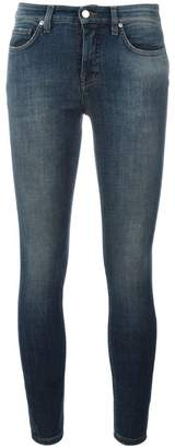 Victoria Beckham Victoria super skinny jeans