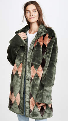 Antik Batik Khalim Coat