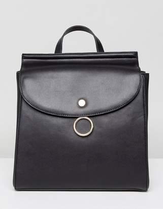 Park Lane Ring Buckle Backpack