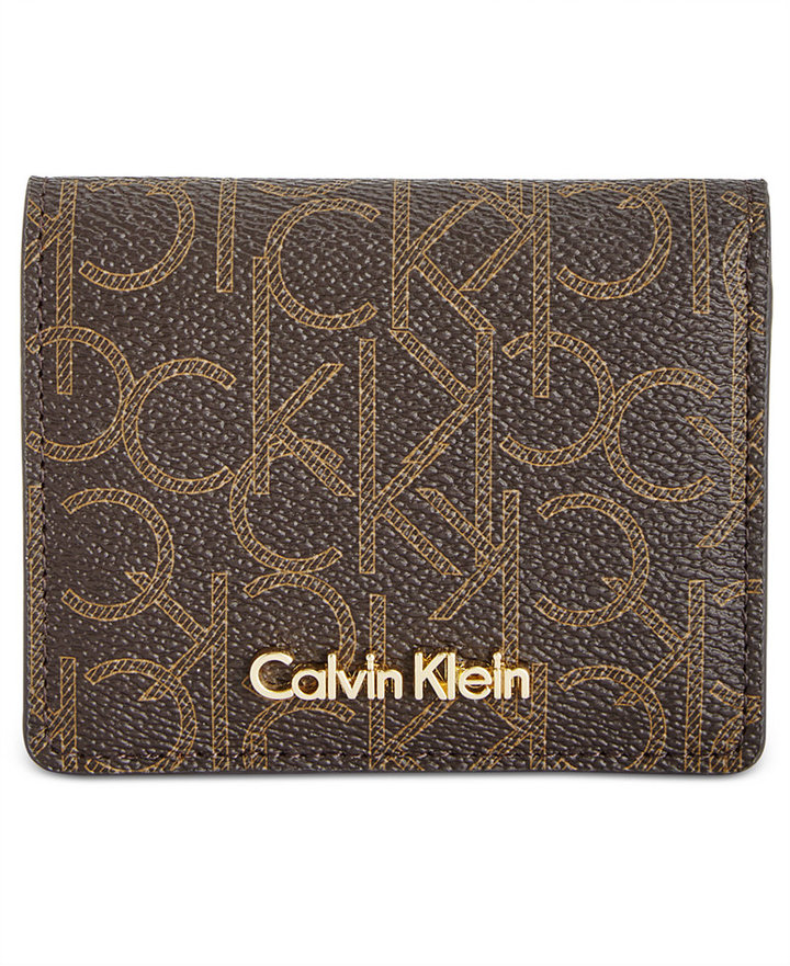 Calvin KleinCalvin Klein Monogram Wallet