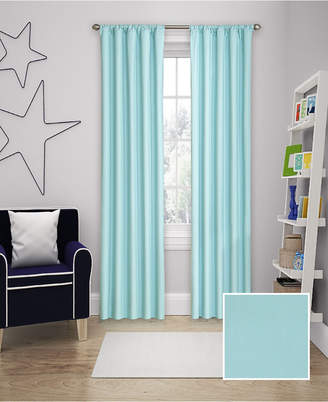"""Ellery Homestyles Eclipse Microfiber Thermaback Kids Blackout 42"""" x 63"""" Curtain Panel"""