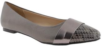 Women's Annie Pastel Flat $59.95 thestylecure.com